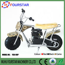 2015 Best sale CE and EPA approved 80cc mini pocket bike for children