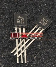 100 PCS MAC97A8 TO-92 97A8 Logic level triac