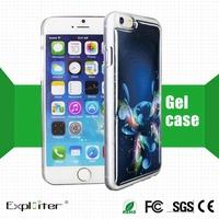 Economic new coming custom vinyl hard cell mobile phone shell