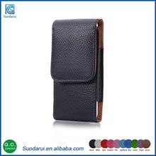 New products Universal flip phone case Leather Pouch Protective cover Purse for samsung galaxy note 5