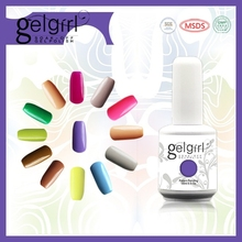 Salon professional 15ml easy soak off uv gel nail polish