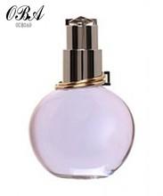 High quality glass perfume bottles