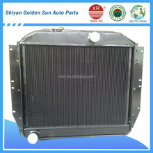 ZIL 130-1301010 trucks parts radiator for kamaz spares parts