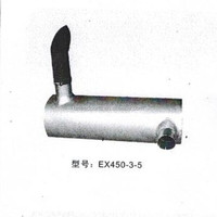 OEM Hitachi EX450-3 Muffler