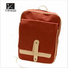 New Design Vintage CanvasBackpack Laptop Bags School Hiking Bag