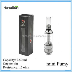 Honoson patent design mini tank atomizer sub coil changeable coil ce4 clearomizer ce4 v3 atomizer ego ce4+ tank