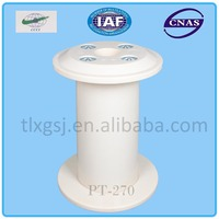 good service factory plastic reels and core manufacturer for manufacturing machine