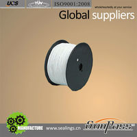 High Quality Pure PTFE Teflon Yarn