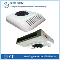 Model: R280T, roof mounted fast cooling refrigeration unit for refrigerated van
