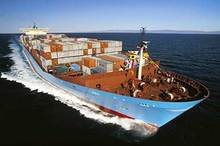 International cargo transportation from China to Netherlands