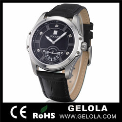 Alibaba express men watches sports military in bulk , shiny diamond wrist watch men with japan movt