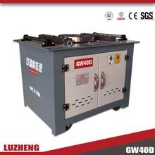 <span class=keywords><strong>Máquina</strong></span> de alta calidad eléctrica bandeja de barras de acero barra de flexión, barras de refuerzo doblador