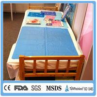 nylon cooling gel seat/pet /laptop mat ice cool pad