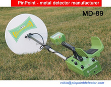 Underground and ground gold detector MD-89 for metal detector with long range not for diamond detector