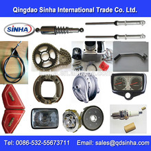 China aftermarket motorcycle parts (OEM) for wholesale