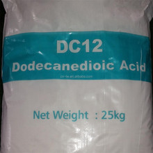 Cas no. 693-23-2 Dodecanedioic Acid DC12 for 1. polyamide & polyester