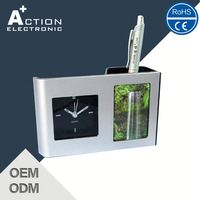 Fast Production Brand New Design Exceptional Electric Table Clock
