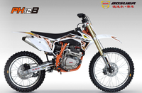 KTM style 250cc dirt bike air cooler zonshen engine J2
