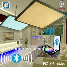 hot new products for 2012,16w panel light rgb led wifi controlle