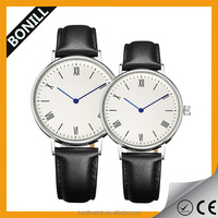 water resistant popular cute couple watches