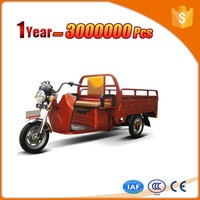 enclosed electric tricycle three wheel bicycle for adults