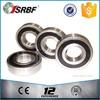 Manufacture good quality deep groove ball bearings 6215