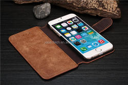For Iphone 6 Wallet Flip PU Leather Mobile Phone Case
