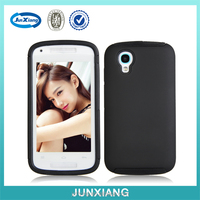 high quality PC and silicon hybrid case for Blu dash music JR D390