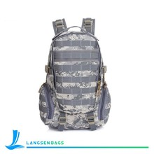 Mountaineering Backpack Camping Hiking Rucksack Military Tactical Backpack