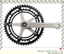Good quality bicycle chainwheel and crank JKCW10 for sale