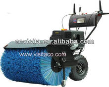 15HP Gasoline Power Snow Sweeper with Snow Engine