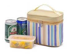 Promotional fitness lunch cooler bag for lunch box