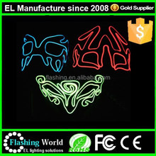sex masquerade party masks red Party clown Beauty face mask for elegant parties Full face Embroidery craft