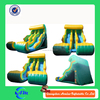 commercial inflatable double lane slide inflatable water slide for kids and adults