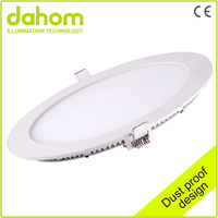 Lights Christmas SMD 12W Ultra Thin Ceiling Led Light Downlight