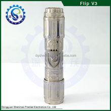 V3 flip v3 mechanical mod clone vaporizer pen from shenmao