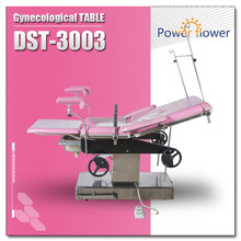 Factory since 1998 with OEM service!ISO CE certificate electric gynaecological examination beds