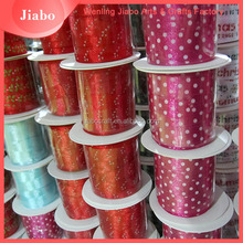 Popular decorate satin ribbon for packaging