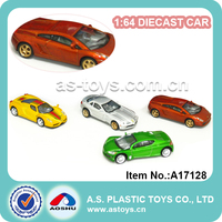 Colorful Mini Classic Die-Cast Car Toy For Kids