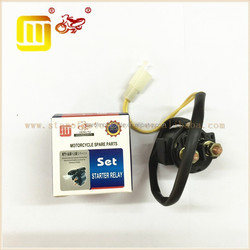 high quality motorcycle starter relay GY6-125 for motorcycle spare parts wholesale