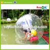 human floating crystal snow globe water bubble ball price