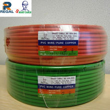 pvc insulated oxygen-free copper 25mm building wire application