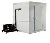 walk-in chest freezers beef storage room, chilling freezer room for supermarket, freezer refrigerator