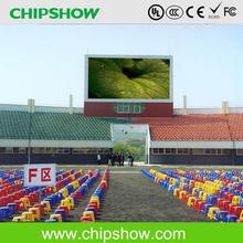 P10 outdoor waterproof football stadium led billboard display