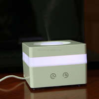 electric ultrasonic led lamp humidifier piezoelectric transducer diffuser