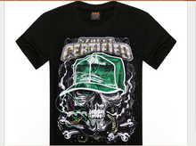 100 % cotton personality screen printing 3d t shirts
