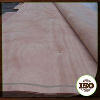 Mdf Cherry Wood Veneer Panel