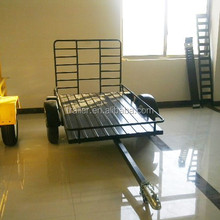 Powder Coated Utility ATV Trailer / Golf Cart Trailer For Sale
