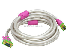 top quality male to male wiring diagram vga cable vga cable max resolution