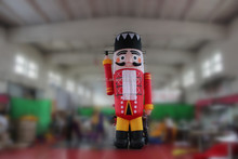 giant inflatable Nutcracker characters